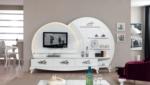 Şık ve Avangarde Tasarım İnci Tv Ünitesi