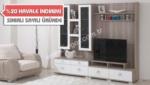 Yeni Tarz Collete Mobilya Tv Ünitesi