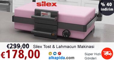 Silex Tost Lahmacun Makinasi
