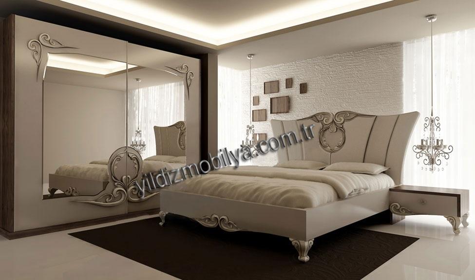 Yildiz mobilya gala yatak odas modeline ait detay sayfas - Bedroom furniture made in turkey ...