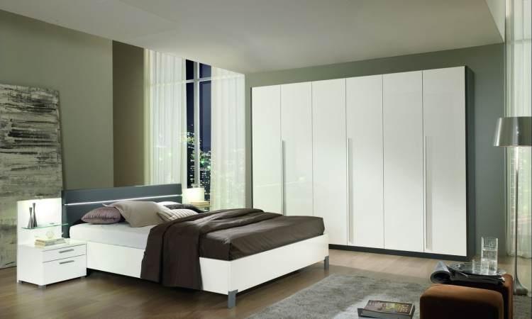 Modern yatak odasi takimi italyan design metal ayakli - Le piu belle camere da letto moderne ...
