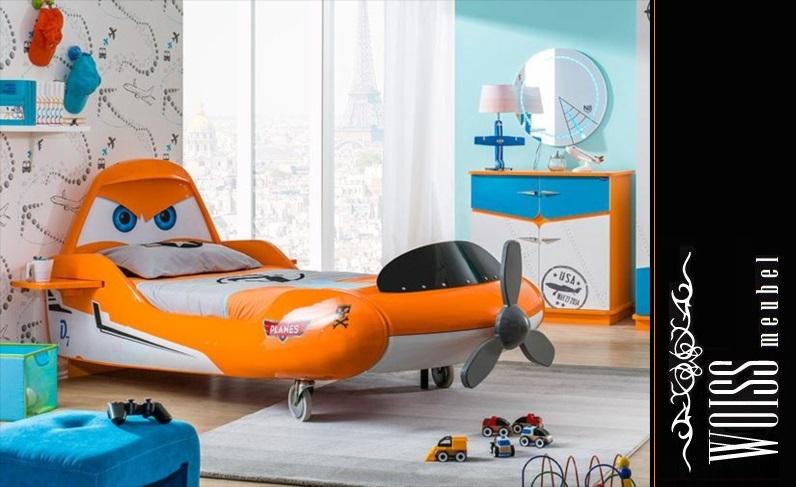 AXA WOISS Meubelen   Dusty Disney Planes  u00e7ocuk odas u0131 tak u0131m u0131 u u00e7ak karyola WOISS Mobili