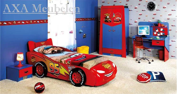 alfemo disney cars autobed cars mcqueen ocuk karyolas arabl yatak modeline ait detay sayfas. Black Bedroom Furniture Sets. Home Design Ideas