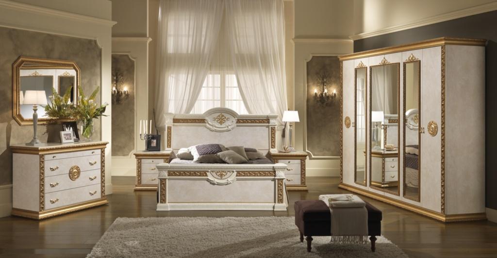 luigi italyan klasik yatak odasi modeline ait detay sayfas. Black Bedroom Furniture Sets. Home Design Ideas