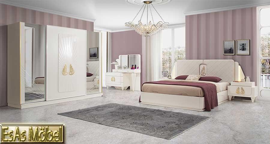 tugra yatak odasi modeline ait detay sayfas. Black Bedroom Furniture Sets. Home Design Ideas