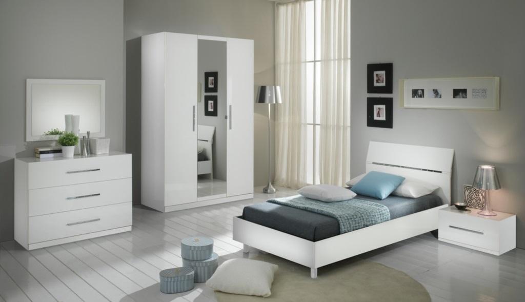 jeugdkamer gloria tek kisilik yatak odasi modeline ait detay sayfas