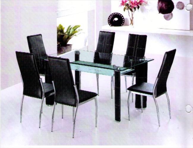 Asır meubel model zwart