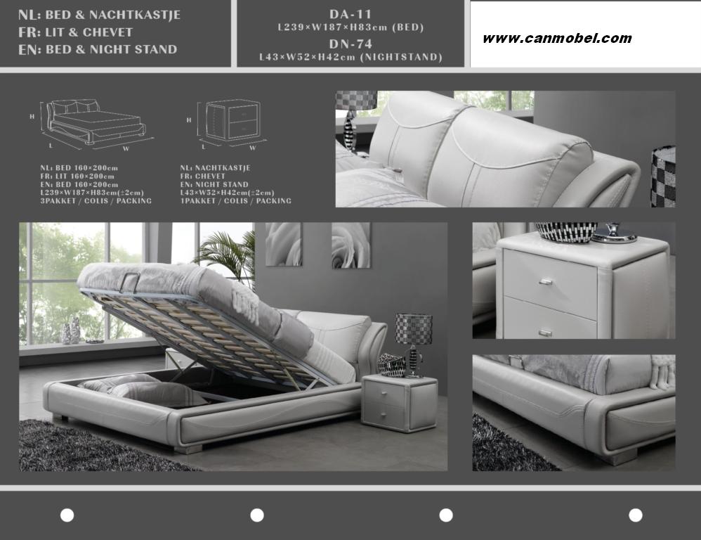 BAZALI YATAK modeline ait detay sayfası