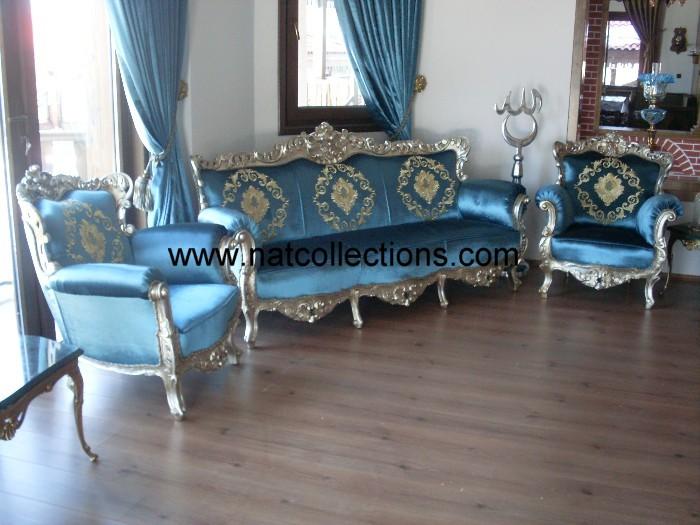 Na T Collections Osmanli Koltuk Takimi Modeline Ait Detay