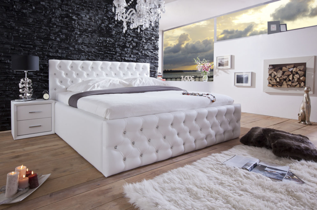 bazali yataklar sandikli yataklar bett mit kasten zel. Black Bedroom Furniture Sets. Home Design Ideas