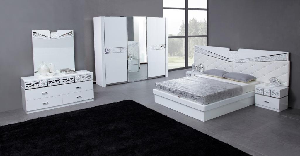 Can Möbel Krefeld yatak odasi takimi modeline ait detay sayfası