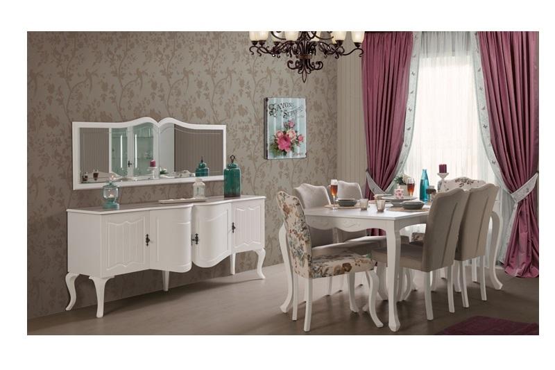 Melisa yemek odasi modeline ait detay sayfas for Wohndesign einrichtungs gmbh