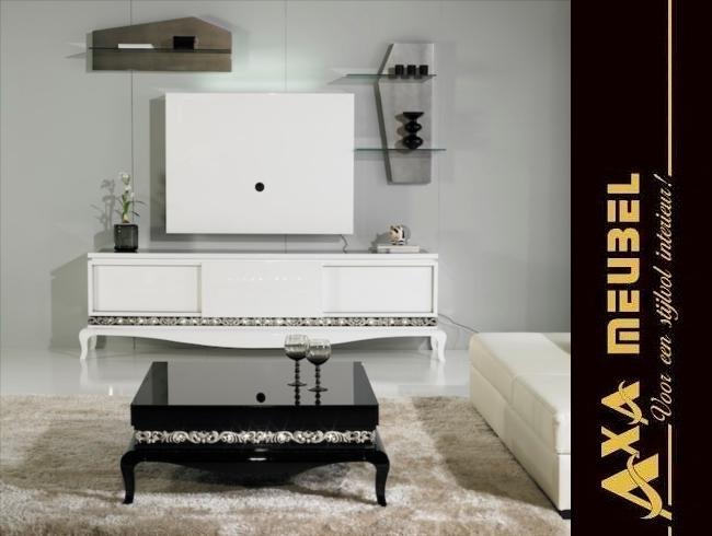 Barok En Modern : Ölçüye göre modern barok parlak yemek odası mobilyası