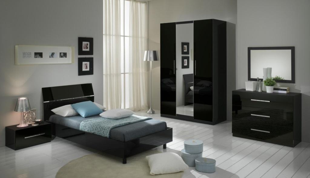 gloria tek kisilik yatak odasi modeline ait detay sayfas