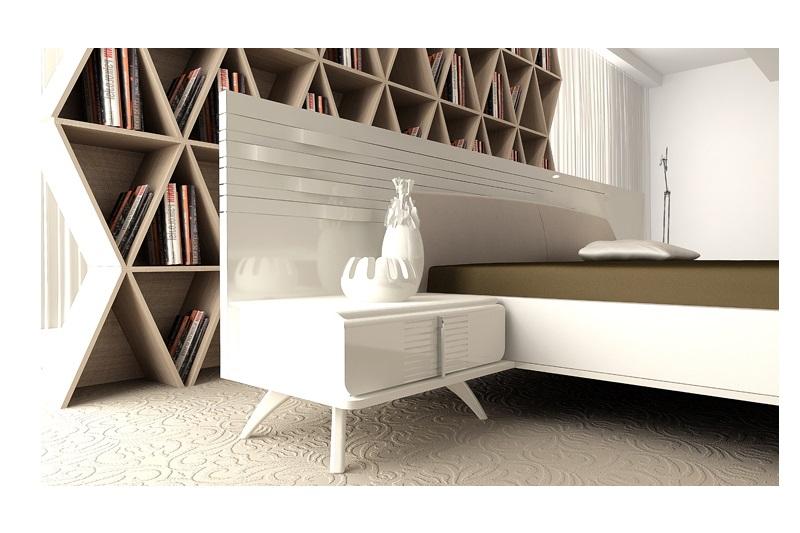 Premium yatak odas modeline ait detay sayfas for Wohndesign einrichtungs gmbh