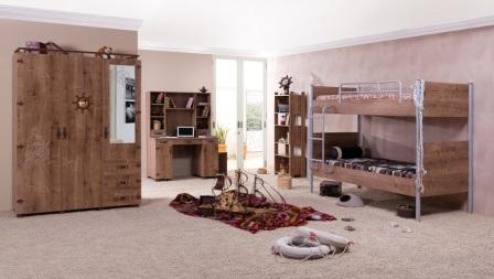 reis cocuk odasi takimi modeline ait detay sayfas. Black Bedroom Furniture Sets. Home Design Ideas