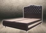 emti mobilya / inci kapitoneli deri yatak baza başlığı