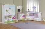 ERMODA Modüler Mobilya / Ermoda Sedef Bebek Odası Mushroom-Baskılı Takım KARGO ÜCRETSİZ