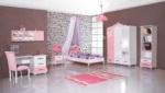 EVGÖR MOBİLYA / Selena Renkli Genç Odası