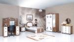 EVGÖR MOBİLYA / Andes Genç Yatak Odası