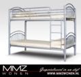 MMZ WONEN / modern design demir ranza - metal rengi italyan modeli
