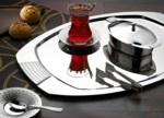 Alkapida.com Türkiye / Falez Punto 41 Parça Çelik Çay Seti  FÇAYS 1002