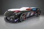 Jaguar Black arabalı yatak