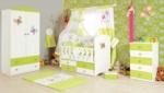 EVGÖR MOBİLYA / Bahçe MDF Bebek Odası