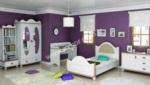 EVGÖR MOBİLYA / Tiffany Genç Odası