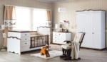 Yıldız Mobilya / Wood Country Bebek Odası