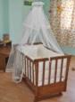 bebekonfor bebek beşikleri / Bebekonfor Kayra Ceviz İtalyan Style Bebek Besik