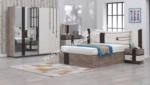 EVGÖR MOBİLYA / Gratis Modern Yatak Odası