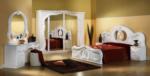 Möbel Welt GmbH / Corrine Yatak Odasi parlak beyaz