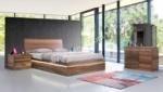 EVGÖR MOBİLYA / Akora Modern Ahşap Yatak Odası