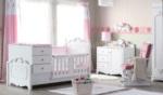 Yildiz Mobilya Craft Country Bebek Odası Pembe - Yıldız Mobilya
