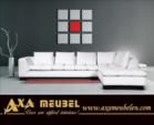 .AXA WOISS Meubelen / 18 7764 Deri Köşe takımı