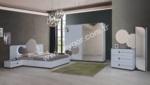 EVGÖR MOBİLYA / Milano Modern Yatak Odası