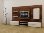 Aykaçlar Mobilya / Bianco Duvar Ünitesi