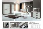 suna concept / ewoda ducas yatak odası