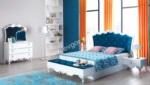 EVGÖR MOBİLYA / Melita Renkli Avangarde Yatak Odası