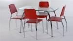 İstikbal Alfa masa sandalye seti - İstikbal HAMBURG
