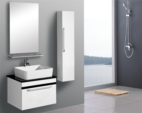 Rabelya Home Design / 0941 beyaz banyo mobilyasi