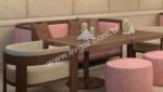 EVGÖR MOBİLYA / Otel Oturma Mobilyaları