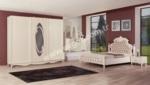 EVGÖR MOBİLYA / Almeyda Avangarde Yatak Odası