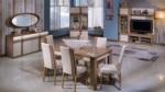 İstikbal Den Haag Bayisi / Vesta yemek odası takımı