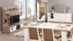EVGÖR MOBİLYA / Aspendos Modern Yemek Odası