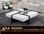.AXA WOISS Meubelen / çekmeceli şık ve modern görünümlü ergonomik orta sehpa
