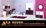 .AXA WOISS Meubelen / Evin hassas kalplisine, kalbine göre bir oda... modern genç odası