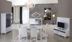 Yıldız Mobilya / White Yemek Odası