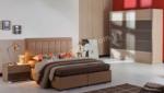 EVGÖR MOBİLYA / Lejyoner Modern Yatak Odası